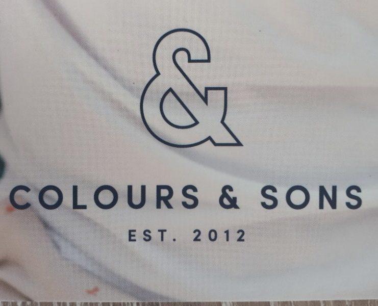 logo Colours&sons